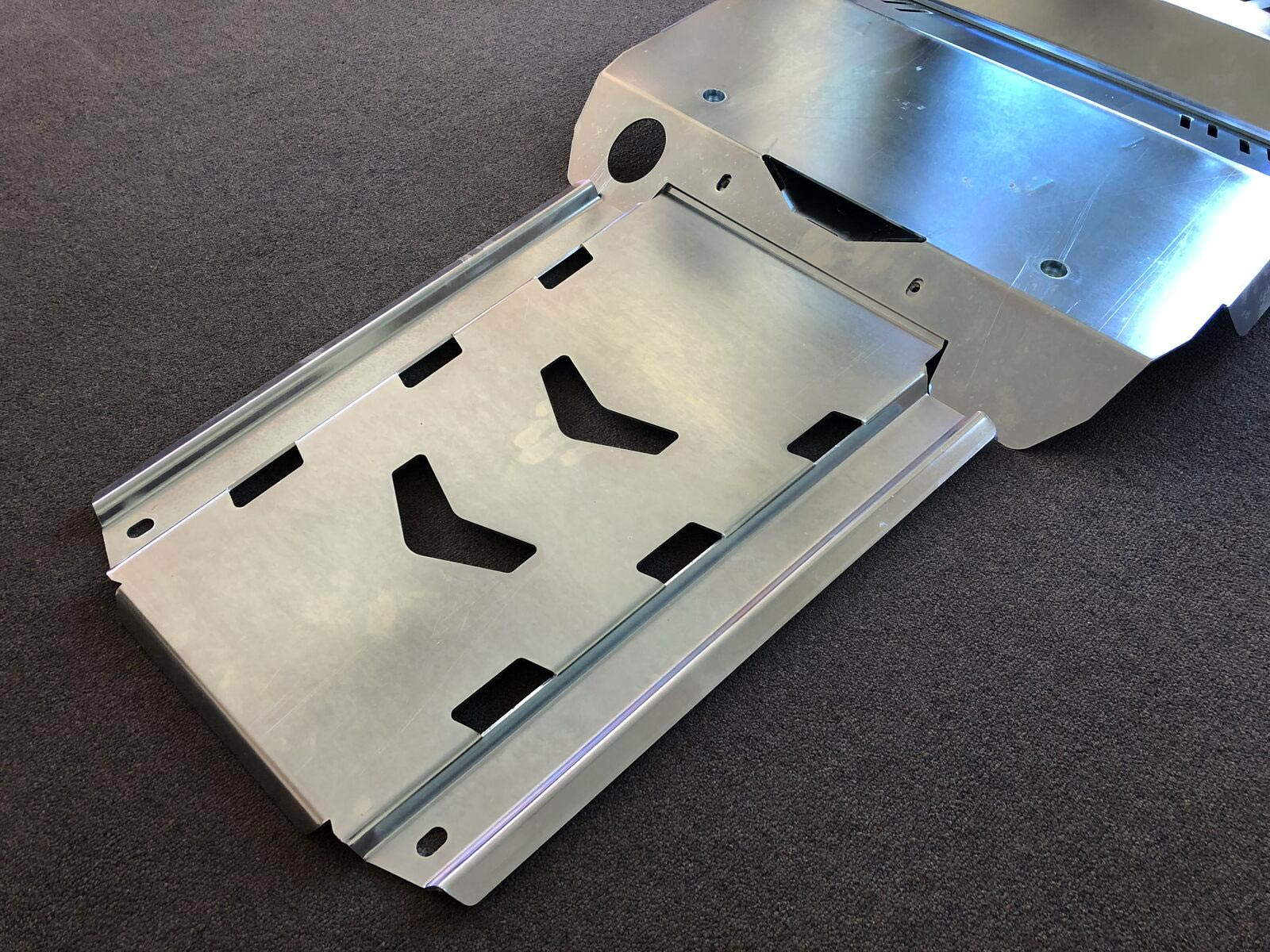 Bash Plate to suit Mitsubishi Pajero Sport Front, Sump and Transmission Underbody Guards