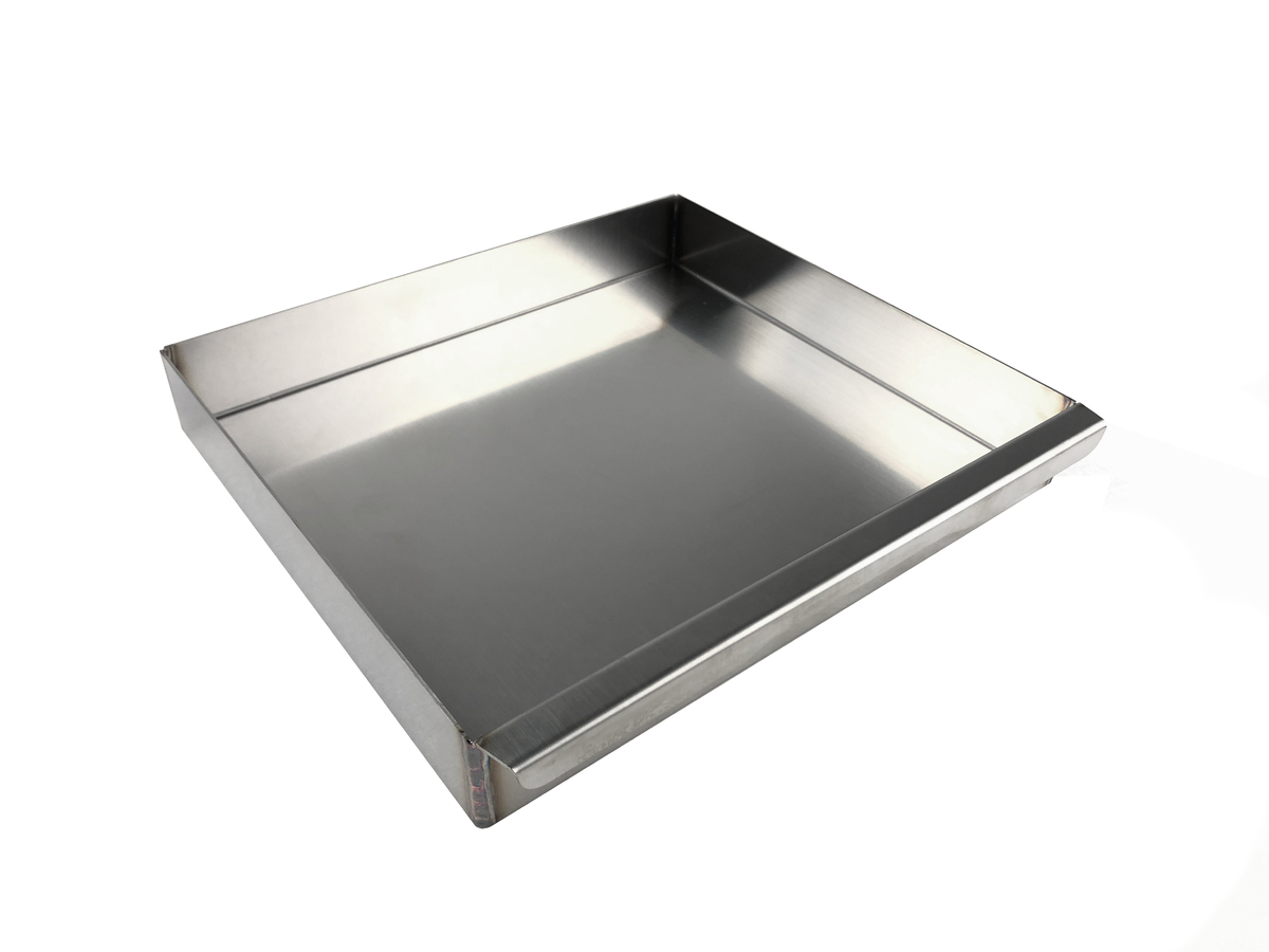 Half Height Oven Tray Road Chef and KickAss