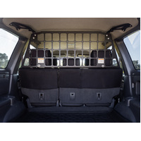 Light Cargo Pet Barrier to suit the TOYOTA Prado 120 / Lexus 470