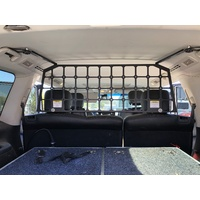 Light Cargo Pet Barrier to suit NISSAN Patrol Y62