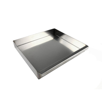 Half Height Oven Tray Road Chef