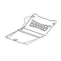 Bash Plate Mitsubishi Pajero NM-NX - Intercooler and Sump Underbody Guards